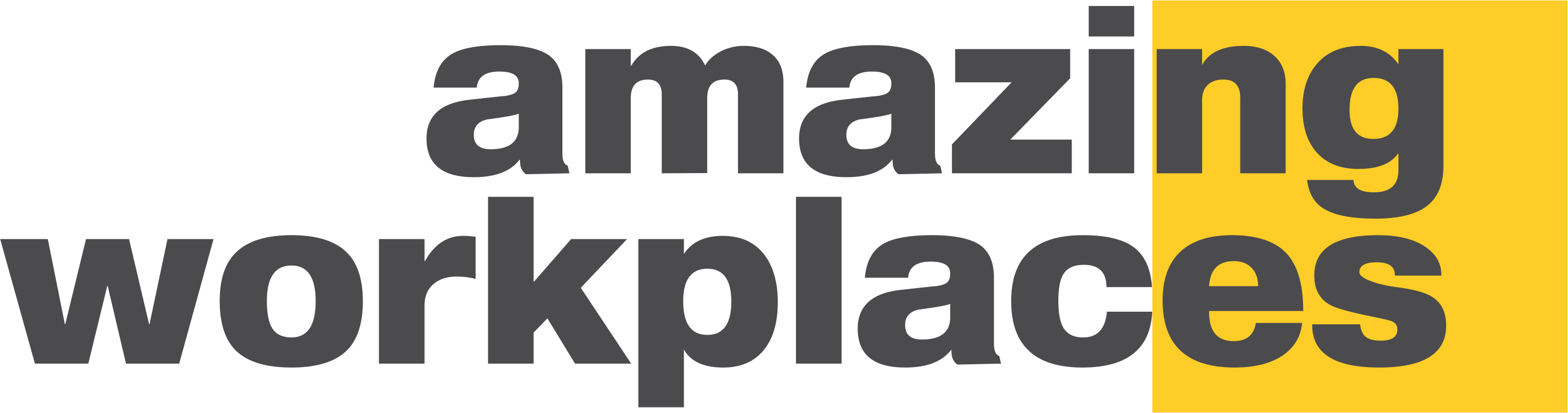 Amazing Workplaces Logo New